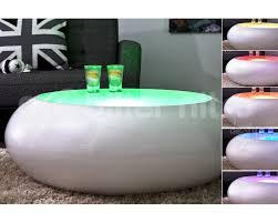 ventouse pour table basse en verre table basse design lumineuse marzi u2013 phaichi com