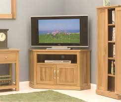 oak tv cabinets with glass doors furniture oak wood media cabinet with tv stand and open shelf