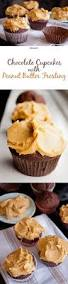 Check Out Chocolate Cupcakes With Peanut Butter Frosting It U0027s So