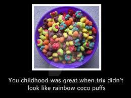 Trix Cereal Meme - trix cereal by mariedrose on deviantart