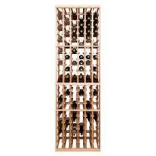 wine enthusiast swedish 126 bottle wine rack 642 16 03 the home