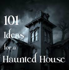 Haunted Backyard Ideas 101 Ideas To Create A Scary Haunted House Holidappy