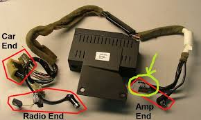 amp end u0027 u0027 cable speakers pinout please