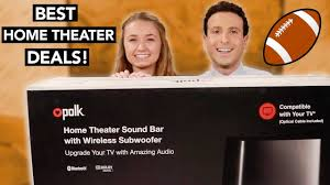best audio cables for home theater top home theater deals for 2017 get it for the super bowl youtube