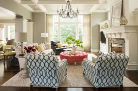 appealing traditional home decor ideas with lovely lamp and sofa
