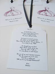 Matron Of Honor Poem Will You Be My Bridesmaid Poem
