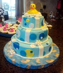 rubber duck themed baby shower rubber duck baby shower cake image duck themed ba shower cakes