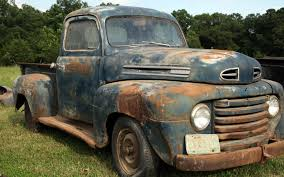 1950 ford up truck barn beater 1950 ford f1