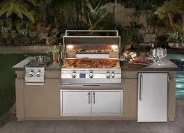 outdoor kitchen islands fire magic aurora outdoor kitchen island package fine s gas