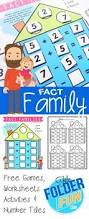 best 25 fact families ideas on pinterest math addition games