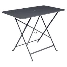 table pliante jardin table bistro 97x57 cm table de jardin table pliante jardin