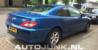 peugeot 406 coupe pininfarina 2000 peugeot 406 coupe foto u0027s autojunk nl 190133