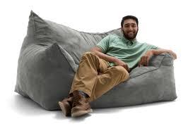 Big Joe Beans Comfort Research Big Joe Imperial Bean Bag Sofa U0026 Reviews Wayfair