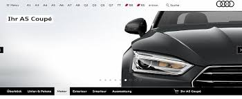 audi configurater 2017 audi a5 coupe configurator available s5 starts at 62 500