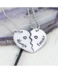 couples necklace images Get the deal hand stamped couples jewelry personalized couple