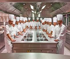 la brigade de cuisine naissance de académie de cuisine benoît violier références