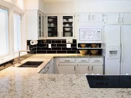 kitchen backsplash tile backsplash ideas with granite