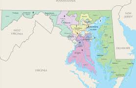 maryland map maryland s congressional districts