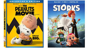 blu ray dvd digital family movies only 4 shipped the peanuts