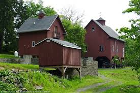 Restored Barns Late Muppet Puppeteer John Henson U0027s New York Home On The Market