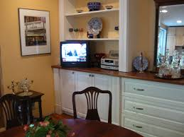 Dining Room Built Ins Indigo Woodworks Custom Built In Dining Room
