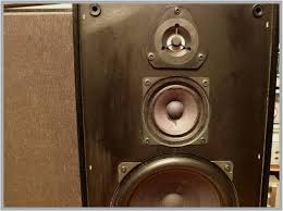 hitachi home theater system vintage audio loudspeaker collection 1001 hi fi the stereo museum