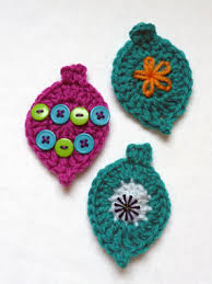 how to crochet ornaments craftstylish