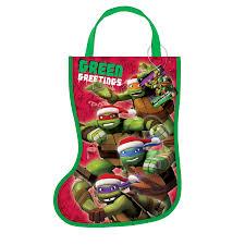 Stocking Teenage Mutant Ninja Turtles Christmas Stocking Goodie Bag Kids