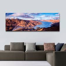Posters For Living Room by Aliexpress Com Buy Modern Wall Art Pictures Big Poster For