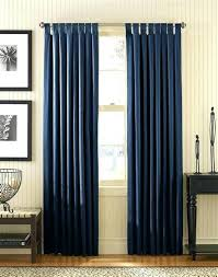 Blackout Navy Curtains Navy Blue Drapes Pole Pocket Navy Blue Blackout Curtains Drapes