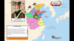 Ancient China Map Ancient China Topic Timemap Youtube