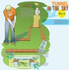 How To Make A Putting Green In Backyard Build A Miniature Golf Course In Your Backyard U2013 Boys U0027 Life Magazine