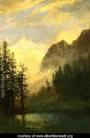 Mountain Landscape Paintings by 223 Best Albert Bierstadt Images On Pinterest Albert Bierstadt