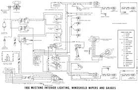 66 mustang fuse box diagram wiring diagrams