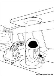 walle coloring pages e coloring picture