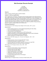 Sample Resume Net Developer by Sample Resume Net Developer Resume For Your Job Application
