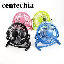 petit ventilateur de bureau centechia ultra silencieux mini usb ventilateur de bureau bureau