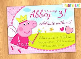 peppa pig birthday supplies peppa pig birthday invitations 6598 together with pig invitation pig