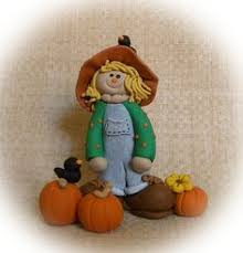 fall crafts for adults polymer clay thanksgiving craft