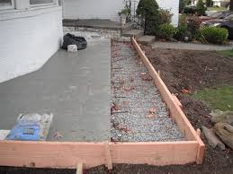 excellent how to pour concrete porch 14 with additional pictures