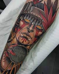 shaman tattoo indian best tattoo ideas gallery