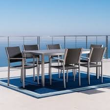 glass patio furniture shop the best outdoor seating u0026 dining