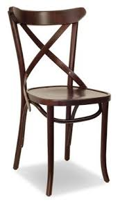 Bentwood Dining Chair Bon Uno S Bentwood Dining Chair In Dark Walnut With Timber Seat