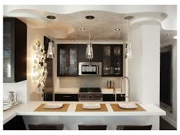 Open Plan Galley Kitchen White Drawers Kitchen Cabinets Taupe Wall Pink Tulips Medium Wood