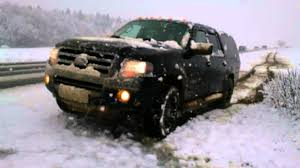 Ford Explorer Lifted - 2007 ford expedition el snow u0026 mud youtube