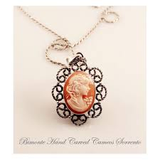 cameo necklace images Florence quot cameo necklace bimonte sorrento jpg
