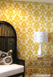 Best Fabric Wallpaper With Starch Images On Pinterest Fabric - Fabric wall designs