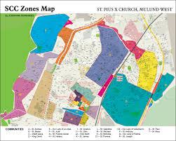 Scc Map Parish Scc U2013 St Pius X Parish