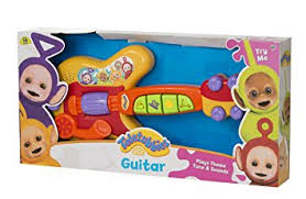 teletubbies guitar toy amazon uk toys u0026 games