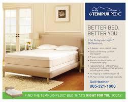 Temper Pedic Beds Tempurpedic Cloud Supreme Breeze Tempurpedic Mattress